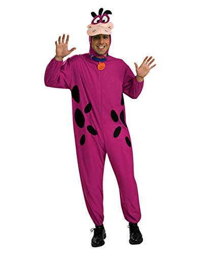 Horror-Shop Original Flintstones Dino Kostüm-Jumpsuit One Size (Original Familie Kostüm)