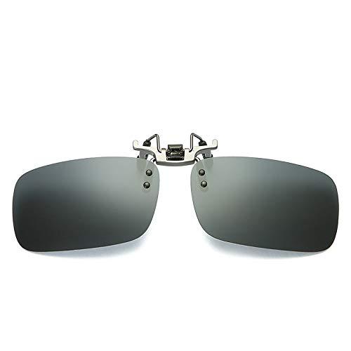 LIUYIAO Sonnenbrillen Licht Clips Nachtsicht Clips Myopie Brillen Clips Polarisierte Sonnenbrillen Clips Peeling Sonnenbrillen