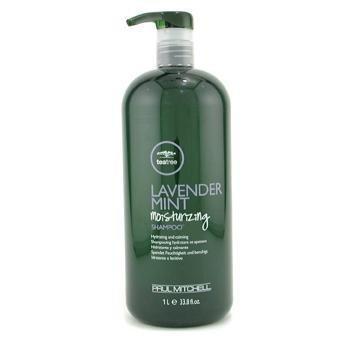 Paul Mitchell - Lavender Mint Moisturizing Shampoo (Hydrating and Calming) - 1000ml/33.8oz