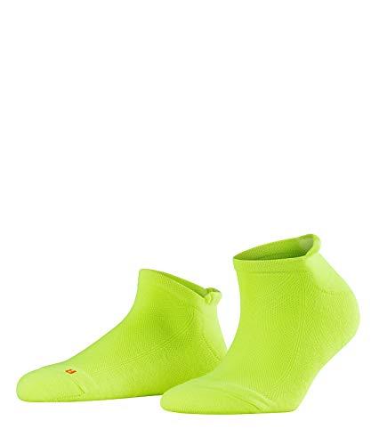 FALKE Unisex Cool Kick kühlende Füßlinge Einfarbig 1 Paar ultraleichte Sneakersocken, lightning, 42-43 - Ultraleichte Damen-socken