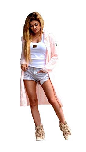 Lsecret  - Gilet - Femme Taille unique Rose