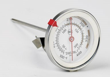 Taylor Candy-Jelley-Deep Fry Thermometer by Taylor Precision Products Taylor Precision Candy Thermometer