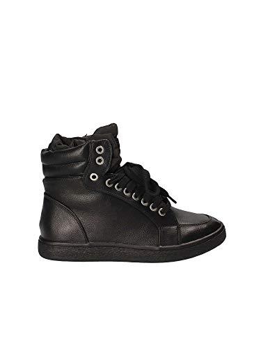 Fornarina pi18wi1129p000 sneakers donna nero 40