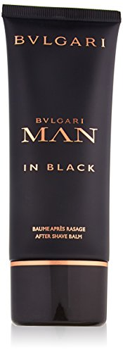 Bvlgari Man in Black homme/men, Aftershave Balm 100 ml, 1er Pack (1 x 100 ml)