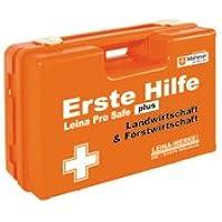 Erste Hilfe Koffer Leina Pro Safe plus Forst DIN 13169 Inhalt DIN 13169 mit branchenspezifischer Zusatzaustattung preisvergleich bei billige-tabletten.eu
