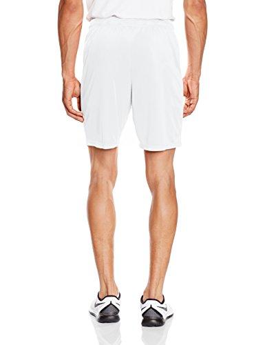 Nike Herren Fußballshorts Park II White/University Red