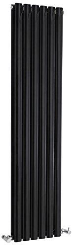 hudson-reed-revive-radiador-decorativo-diseno-vertical-doble-en-acero-acabado-brillo-satinado-negro-