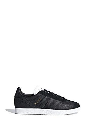 the best attitude 2621e 52199 adidas Gazelle W, Zapatillas para Mujer, Negro Core BlackFootwear White 0,