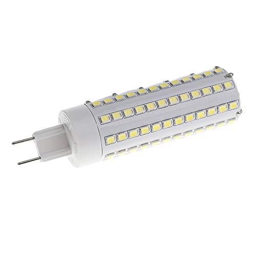 juler LED-Leuchtmittel für den Außenbereich, G8.5, Aluminiumlegierung, 25 x 100 mm, Weiß, 10 Stück
