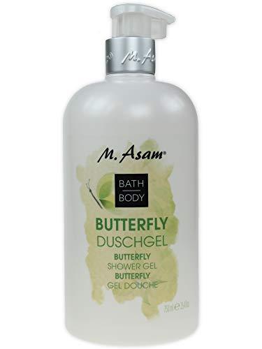 M.Asam Duschgel Butterfly - 750ml - im Spender