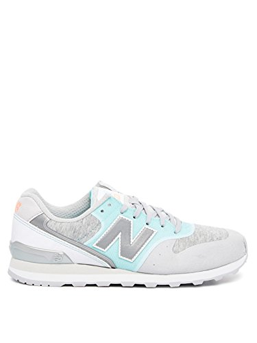New Balance WR 996 NOB Light Blue grigio turchese