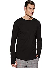 Accelrun Men's Solid Regular fit T-Shirt