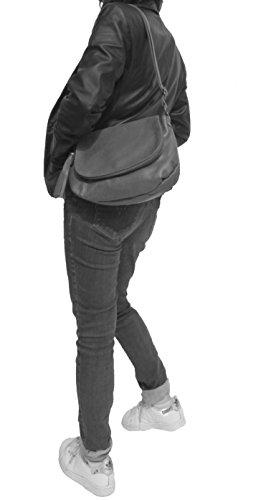 histoireDaccessoires - Bolso con Bandolera de Cuero de Mujer - SA148033RR-Antonio TalpaTalpa Visitar A La Venta Holgura Amplia Gama De Comprar Su Favorito Edición Barata Limitada Navegar En Línea mlHEIGB