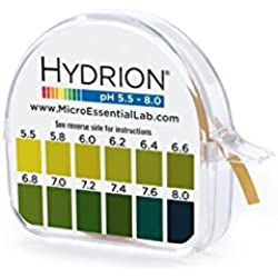 PH HYDRION PAPERS™ (PERQUE) PH TEST