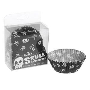 Skull & Crossbones Baking Cases