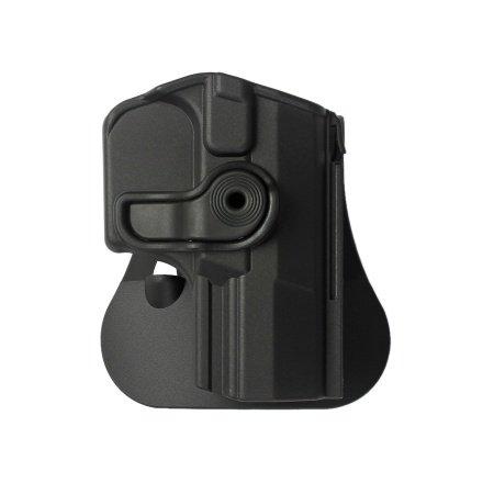 IMI Defense Tactical verstellbar drehbar drehung Pistole holster für Walther Q5 MATCH verdeckte Trage POLYMER Taktik ROTO Pistolenhalfter -