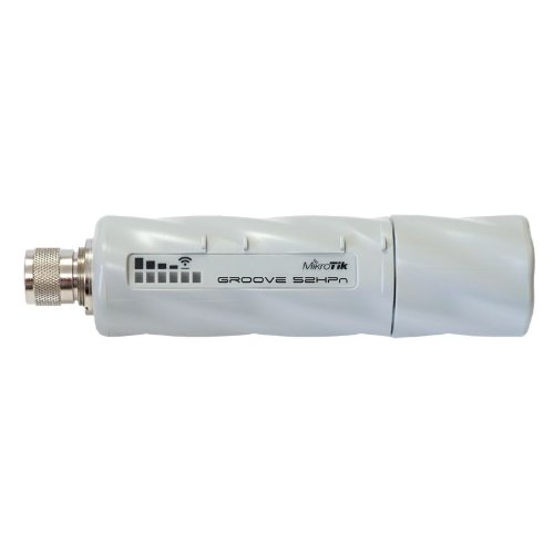 MikroTik RouterBOARD Groove 52HPn, porta Ethernet 10/100 con PoE (1)