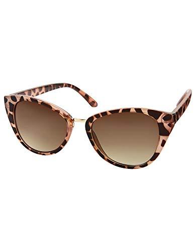 Accessorize Damen Cat-Eye Sonnenbrille Claire Sonnenbrillen Sonnenbrillen - Einheitsgröße