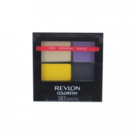 REVLON, Ombretto Colorstay, 583 Exotic, 4,8 g