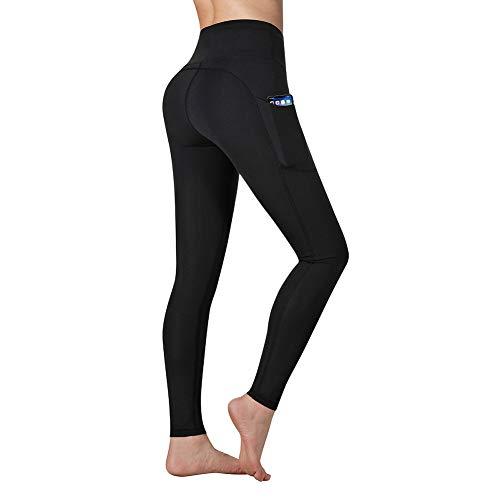 Vimbloom Pantalón Deportivo Mujer Cintura Alta Leggings