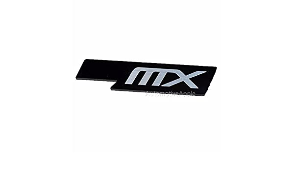 DEK-G30 MX Emblem For Kia Optima ALL NEW K5