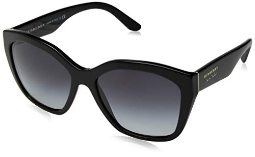 BURBERRY Damen 0Be4261 30018G 57 Sonnenbrille, Schwarz (Black/Gray),