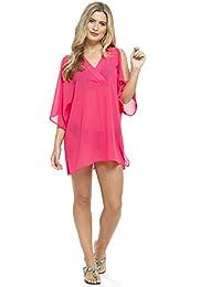 ec6066abc3 Amazon.co.uk: Tom Franks - Cover-Ups & Sarongs / Swimwear: Clothing