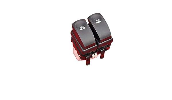 FFTH Interruttore alzacristalli Elettrico per Renault Clio 3 Symbol Modus 10 Pins OE 8200214943