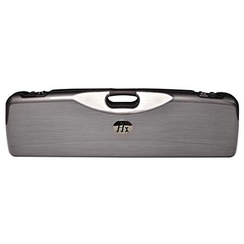 WXS 1/2 Stück Queue-Koffer, 82cm ABS-Center Joint Snooker Queue Tasche mit Schloss Billard-Zubehör-Hält 3 Po & 4 Wellen (Color : #1)