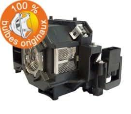 Easylamps OI-ELPLP68 Lampe pour vidéoprojecteur Epson Noir