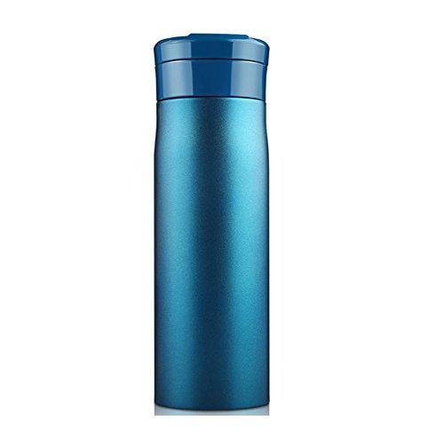 Blau Automatische Vakuum (QIGE edelstahl multifunktionale automatischen heizung cup für kessel 210 x 60 mm marine blauen fahrzeug)