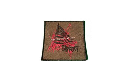 Preisvergleich Produktbild Slipknot Aufnäher - Heretic Anthem -Slipknot Patch - Gewebt & Lizenziert !!