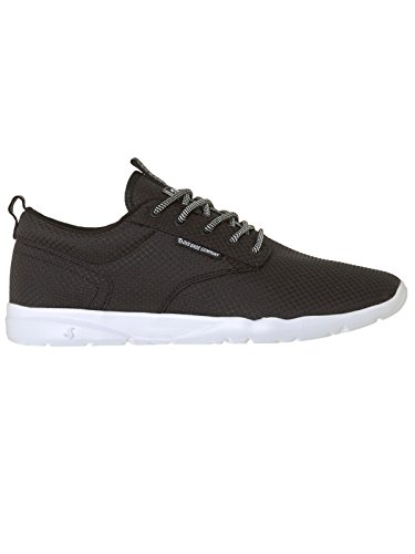 DVS Shoes Premier 2.0, Scarpe Sportive Outdoor Uomo Black White Mesh