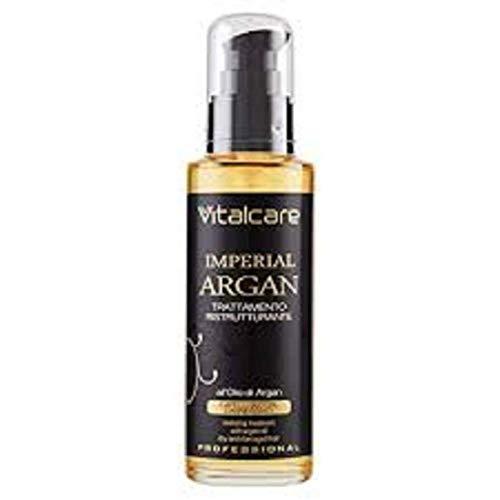 Vitalcare Crystal Liquid Glass Serum Restoring Oil *IMPERIAL ARGAN* für schädigenes, trockenes und...
