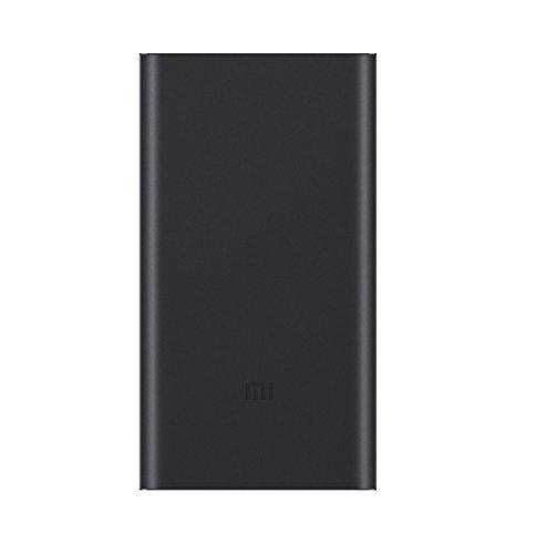 Xiaomi Mi 10000mAh Banca 2 di potere Caricabatteria portatile, ultra-compatto e leggero a due vie di ricarica rapida 10000mAh batteria esterna per...