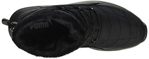 Puma Damen St Winter Boot Schneestiefel Schwarz (puma black-puma Black 01)