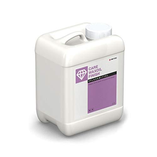 Parkett-finish (Pflegemittel RETOL CARE WaxOil Finish, für geölte & gewachste Böden (2,5 l))