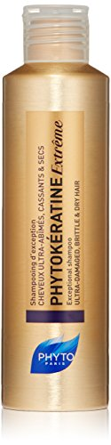 Phytokératine Extrême Exceptional Shampoo Ultra-Damaged, Brittle And Dry Hair 200ml