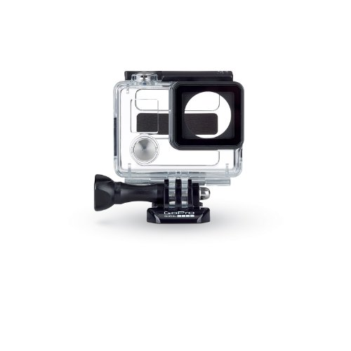 GoPro Skeleton Housing - Carcasa para GoPro Hero3+, transparente
