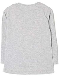 Amazon.es  camiseta cuello alto - Niña  Ropa 6c255347583