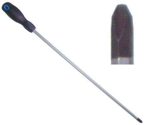 Extra lange Schraubendreher Schraubenzieher 450 mm Kreuz PH3 (magnetischer Kreuzschlitz-Schraubendreher)