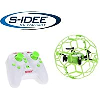 s Idea® 17100/S70Cage Flip Function Quadcopter etc. Drone 4Channel. - Compare prices on radiocontrollers.eu