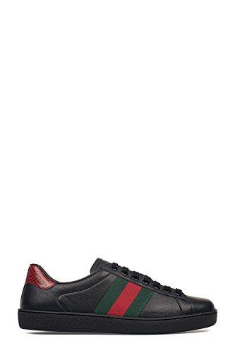 gucci-hombre-386750a38d01078-negro-cuero-zapatillas