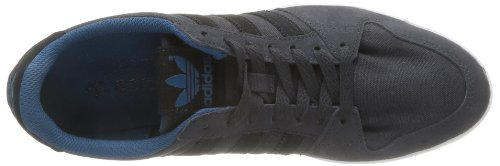 adidas Originals Adilago Low-2, Sneaker uomo Grigio (Grau (CARBON S14 / BLACK 1 / TRIBE BLUE S14))