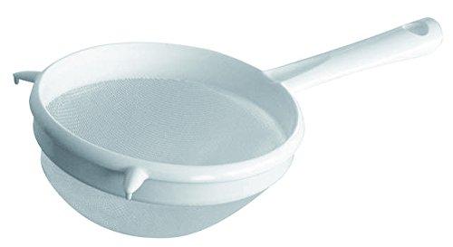 fackelmann-colino-con-rete-in-plastica-bianco-9-cm