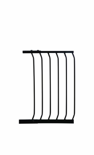 Dreambaby 17.5' Gate Extension, Black