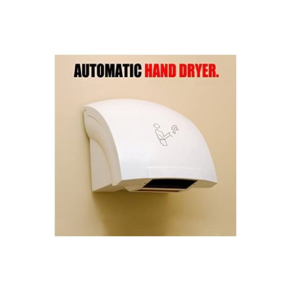 Chromite Automatic High Quality 1800W Hand Dryers- (Big Size)