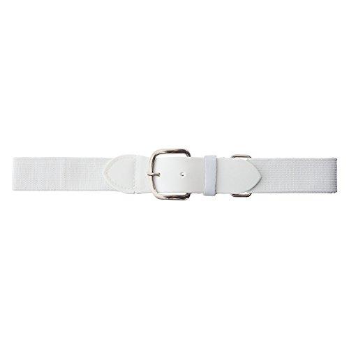 Champion Sports Elastic Uniform Gürtel, Unisex Herren, weiß