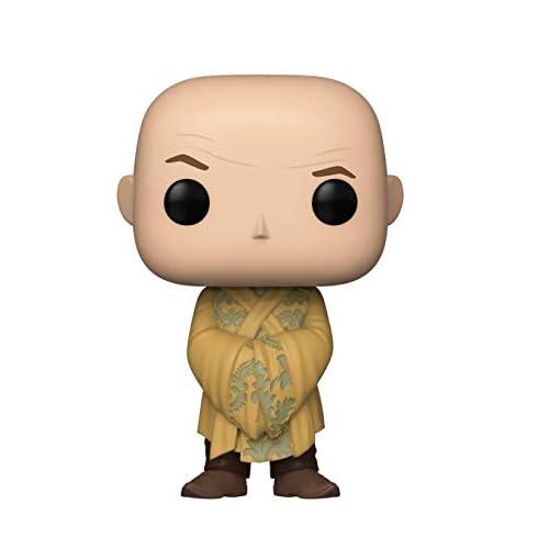 LAST LEVEL- Funko Juego De Tronos Figura Pop Game of Thrones: Lord VARYS, Multicolor (FFK34616) 4