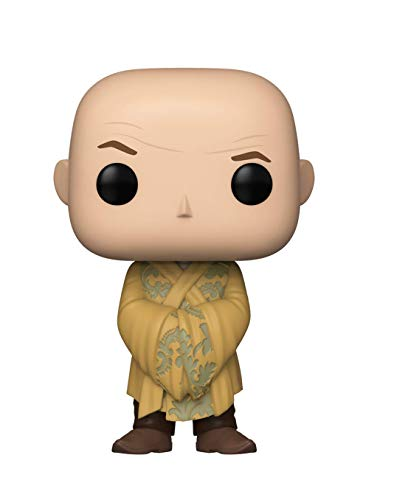 Funko 34616 Pop! Sticker: Game of Thrones: Lord Varys, Multi